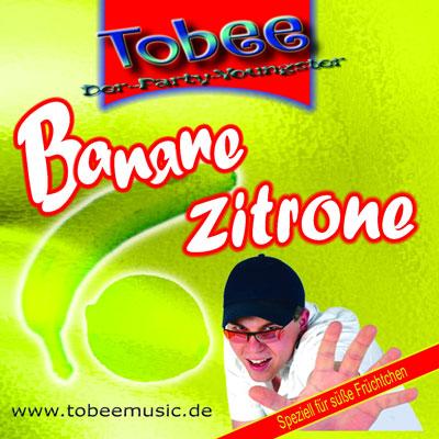 Banane Zitrone von Tobee
