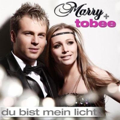 Cover Du bist mein Licht Marry & Tobee