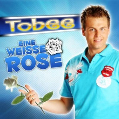 Eine weiße Rose Cover von Tobee