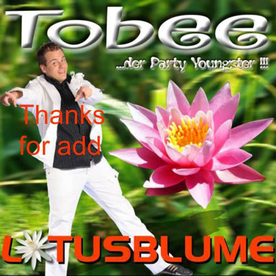 Lotusblume Cover Tobee