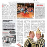 Mallorca Magazin Tobee als Faschingsprinz