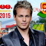 ZDF Fernsehgarten am 19.07.15 mit Tobee